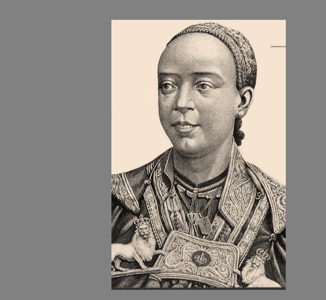Queen Taytu